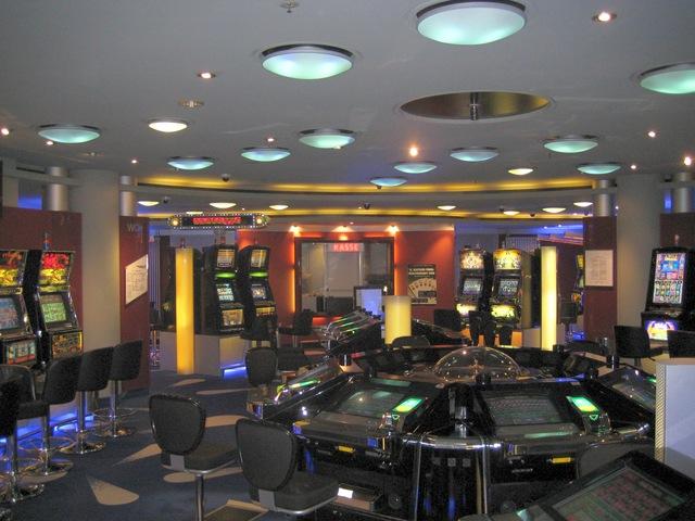 Spielbank Automaten - 4838
