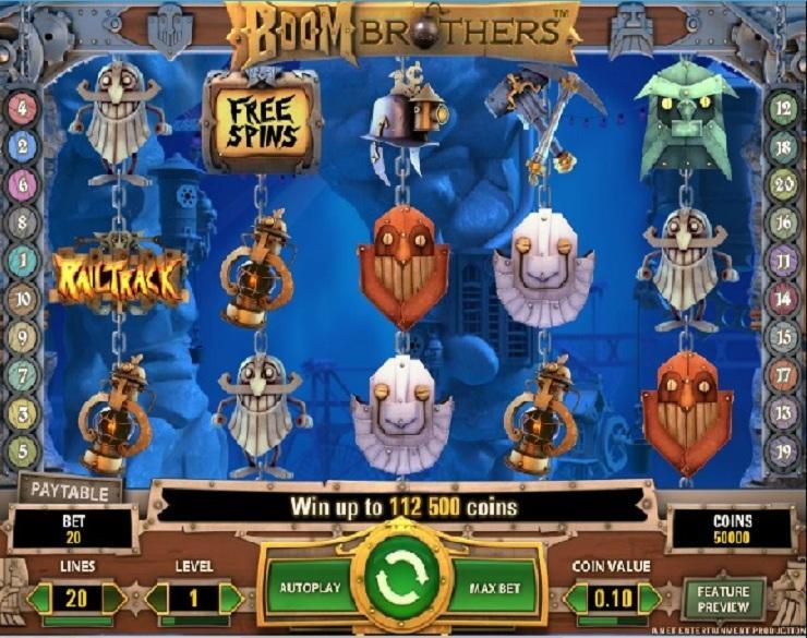Spielautomaten online - 42065