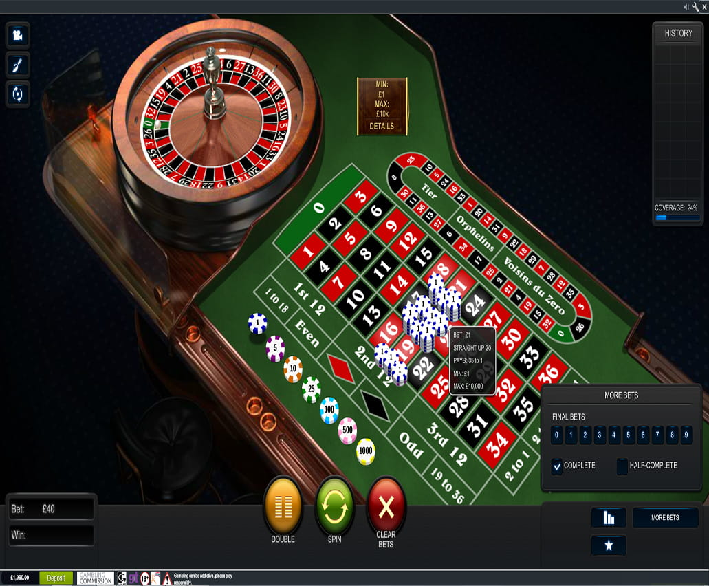 Bestes Roulette System - 27509