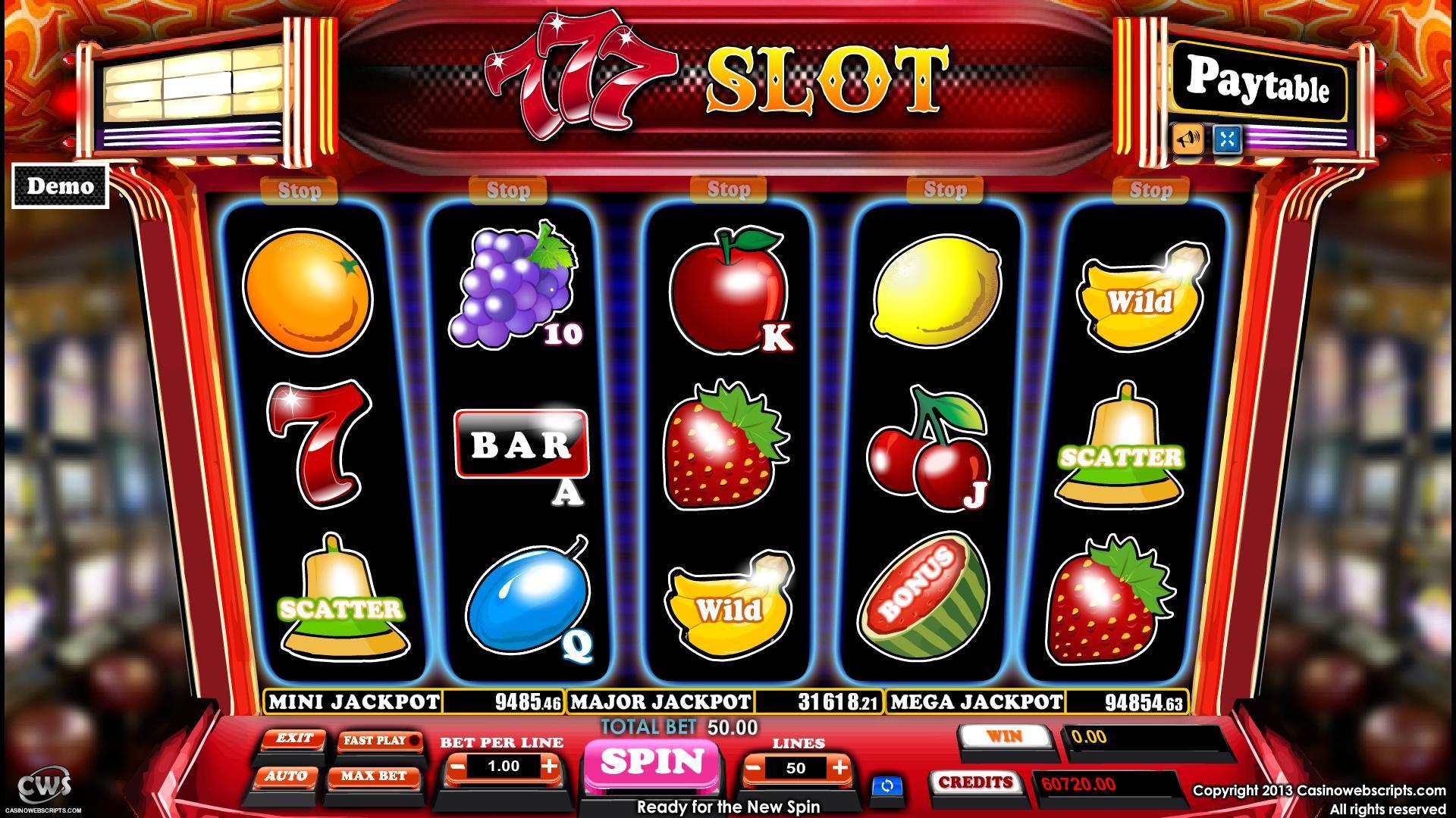 Slot Machine kostenlos - 89913