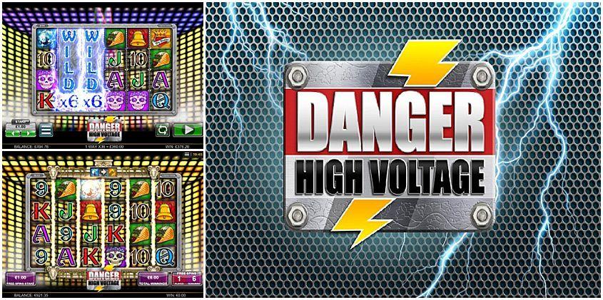 Danger High - 68513
