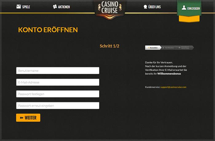 Kreuzfahrt Casino an - 50908