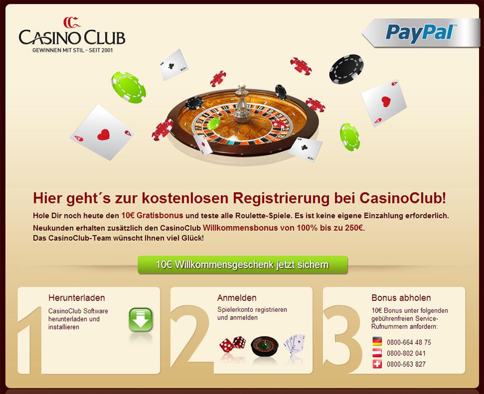 geld bonus nach anmeldung casino