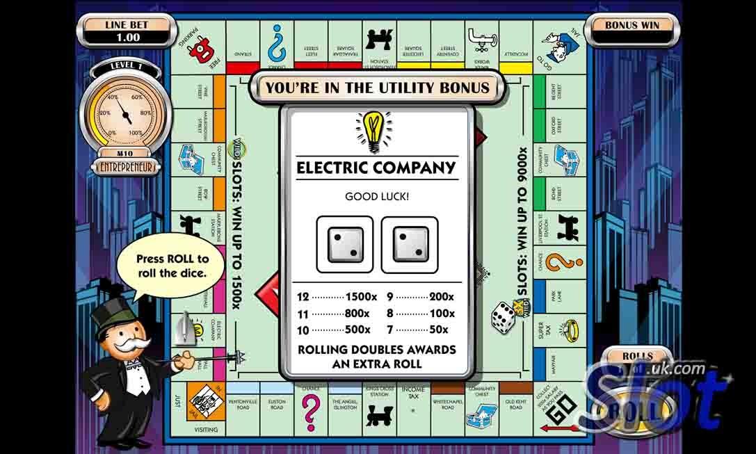 Ehrliches online Casino Monopoly - 4767