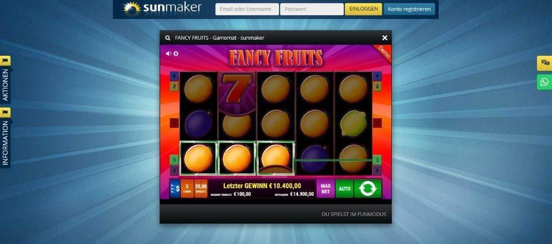 kann man im casino in las vegas geld deponieren