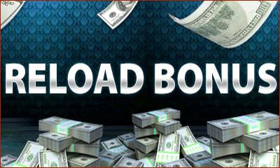 Reload Bonus - 13617