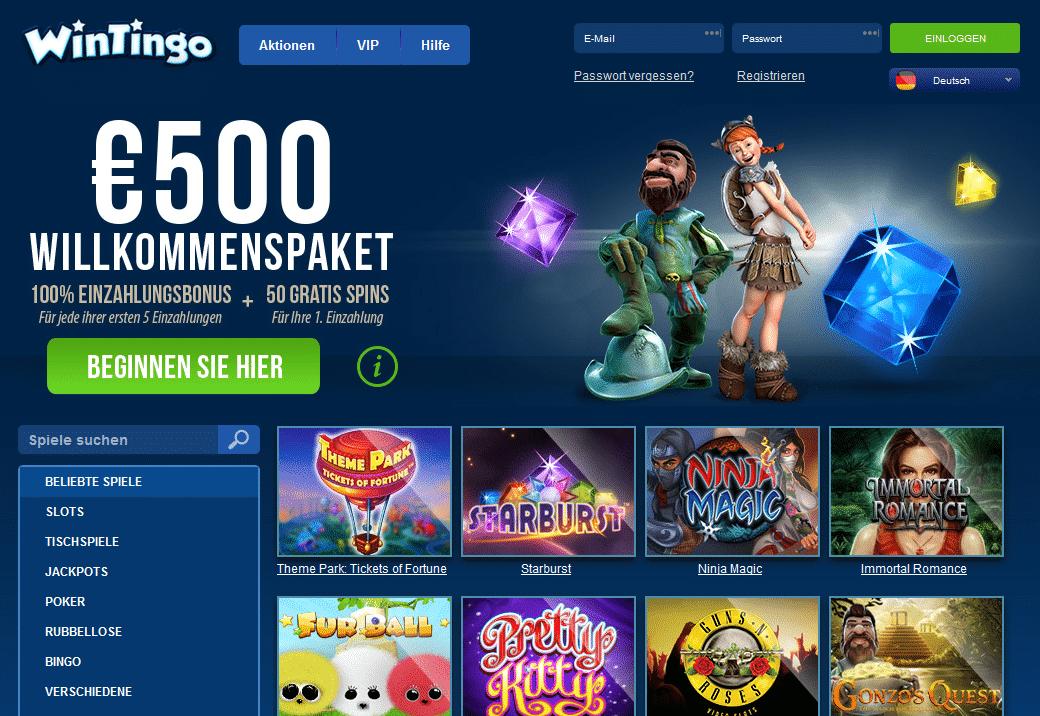 Online Casino Deutschland - 2705