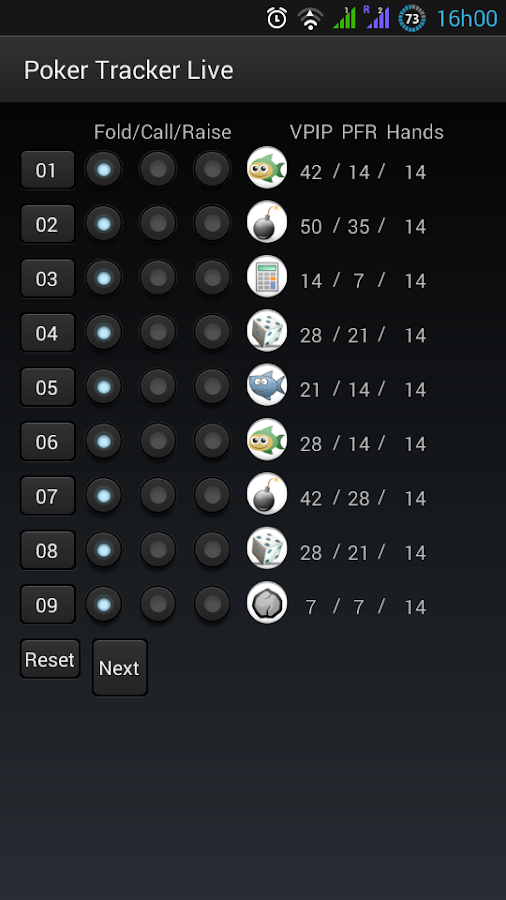 Poker Tracker - 39210