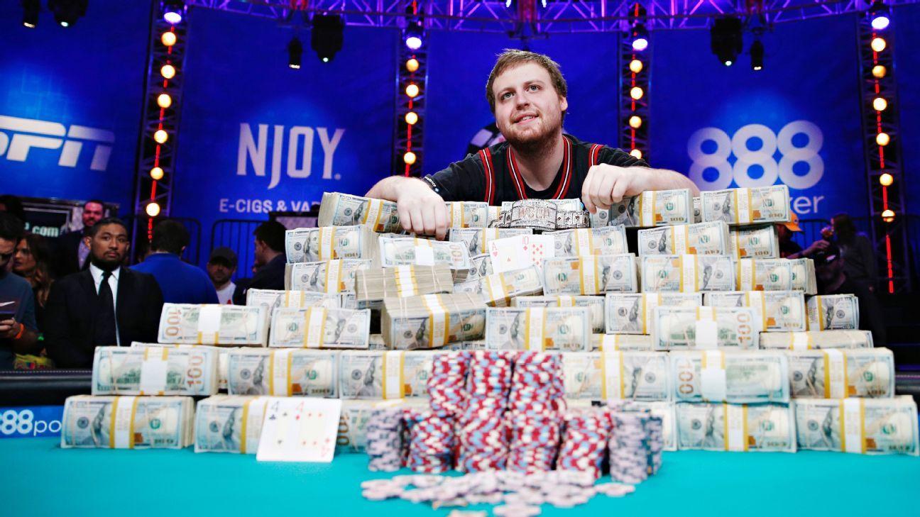 Poker WSOP qualifizieren - 99877
