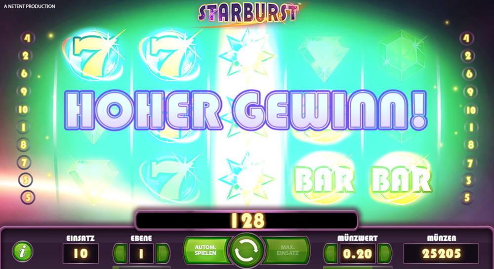 Slots mit Hoher - 30732