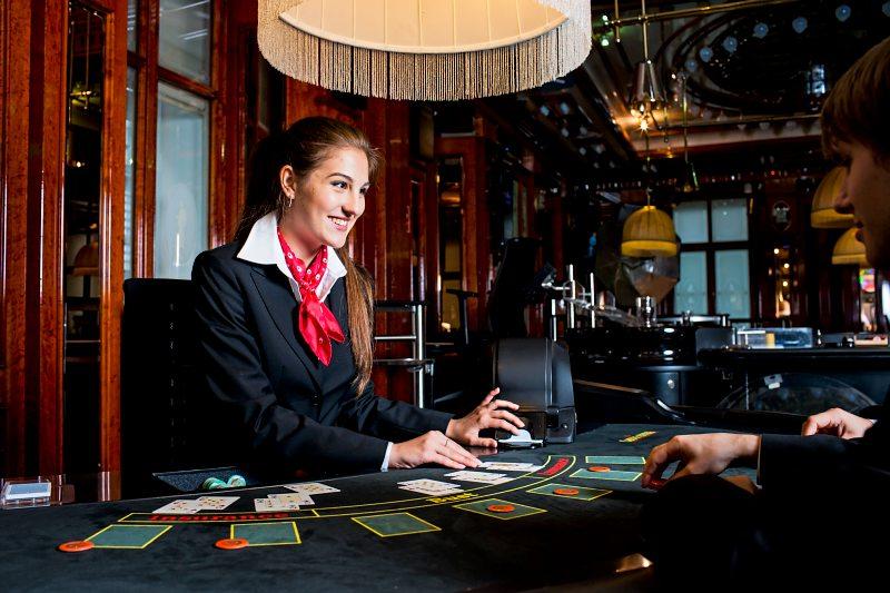 Croupiers gehalt Merkur Casino - 42202