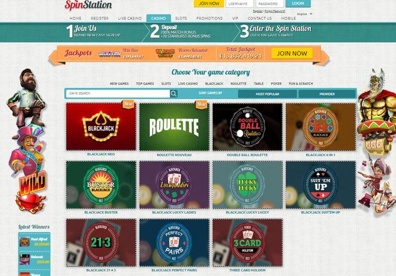 Backgammon online Spin Station - 86439
