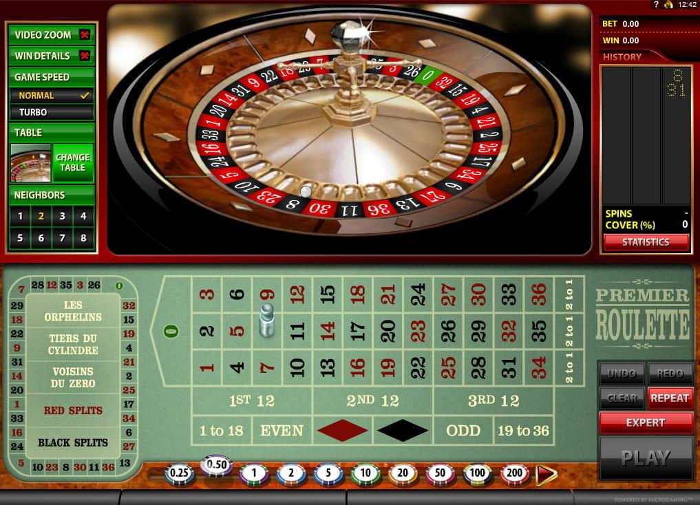 Roulette Schnelles - 90960