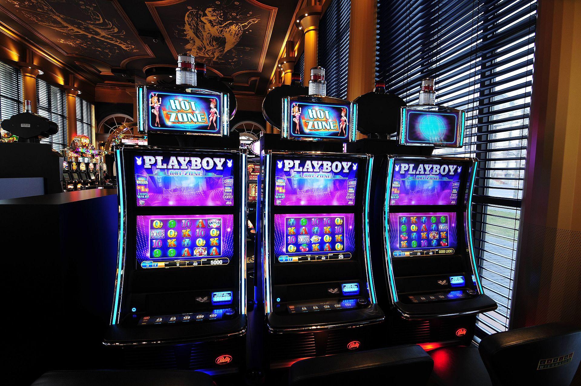 Spielautomat Gewinnchancen Slotpark Casino - 55396