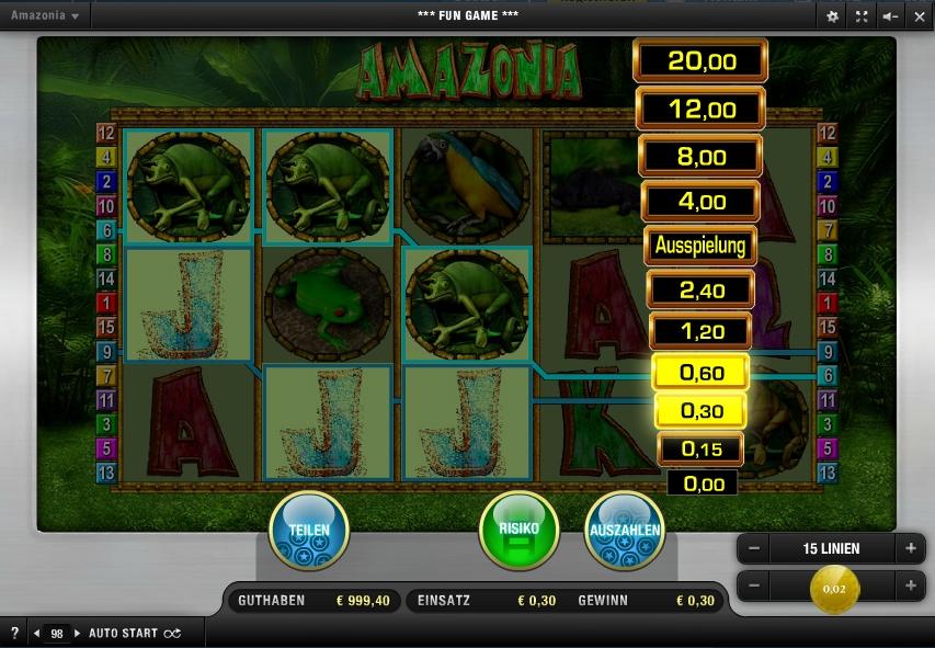 Online Casino mit Risikoleiter - 76204
