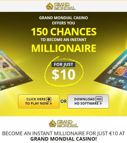 Casino Bonus - 3932