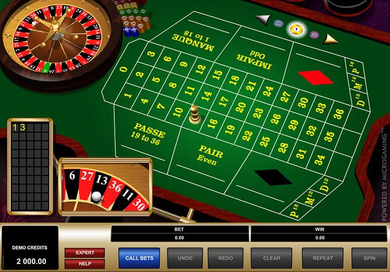 Roulette Serien Erklärung - 62523