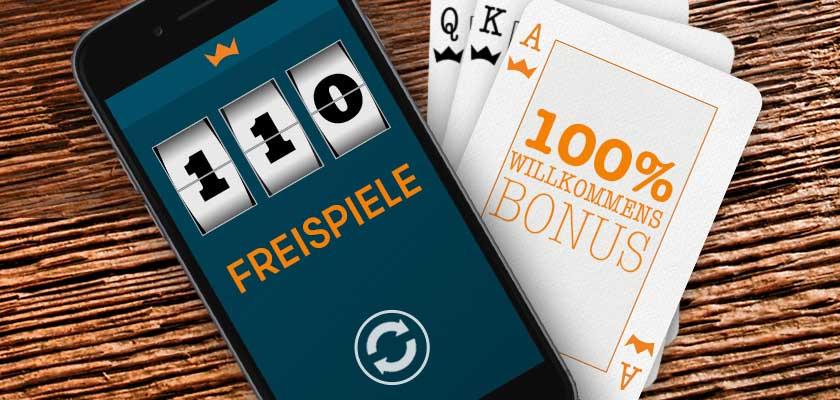 Casino Freispiele - 68180