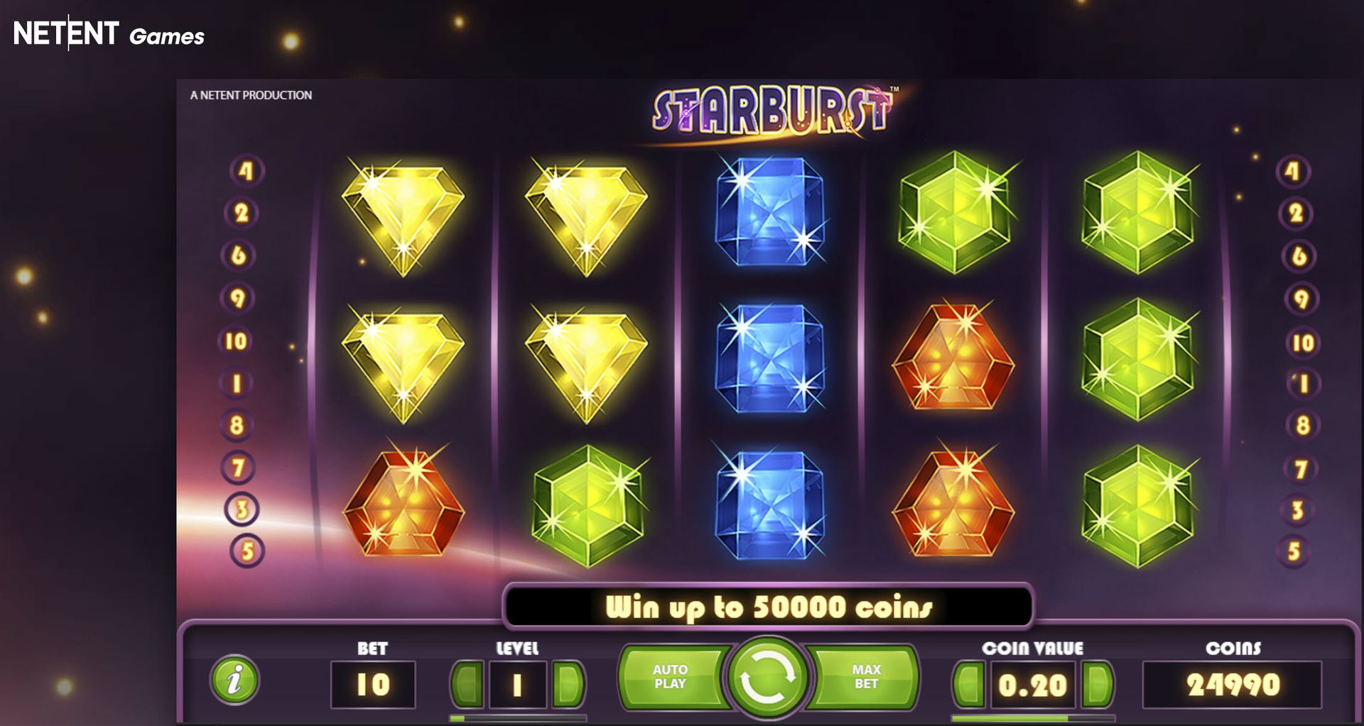 Casino Event - 11000
