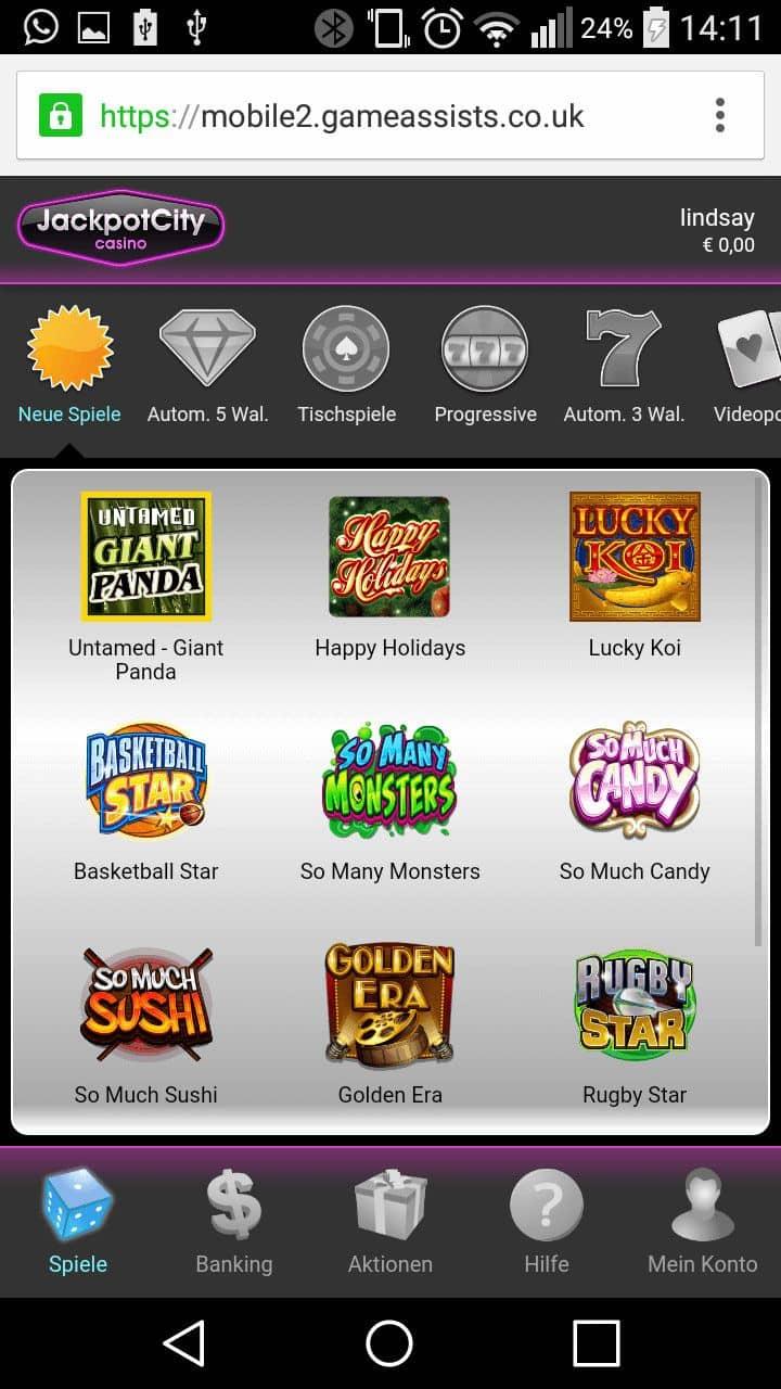 Jackpot Casino online - 15693