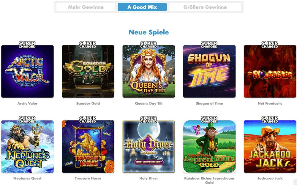 Online Casino mit - 1168