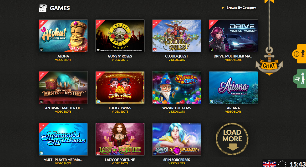 Besten Casino Software - 54211
