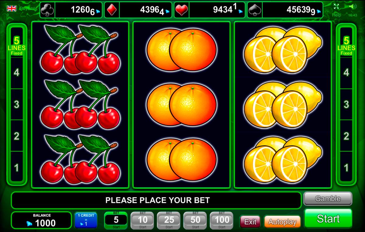 Online Casinos mit - 3689