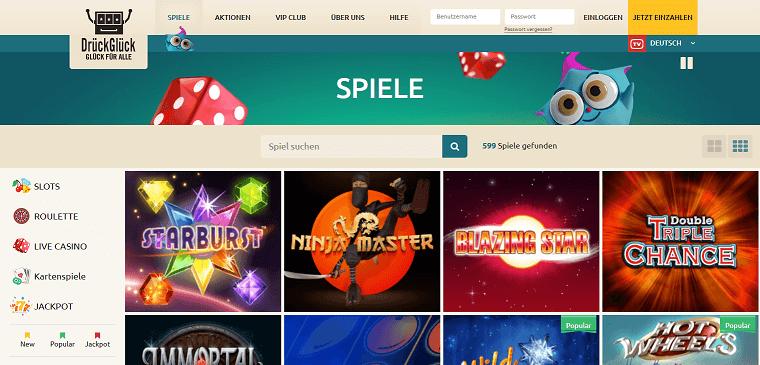 Alle online Casino - 74800