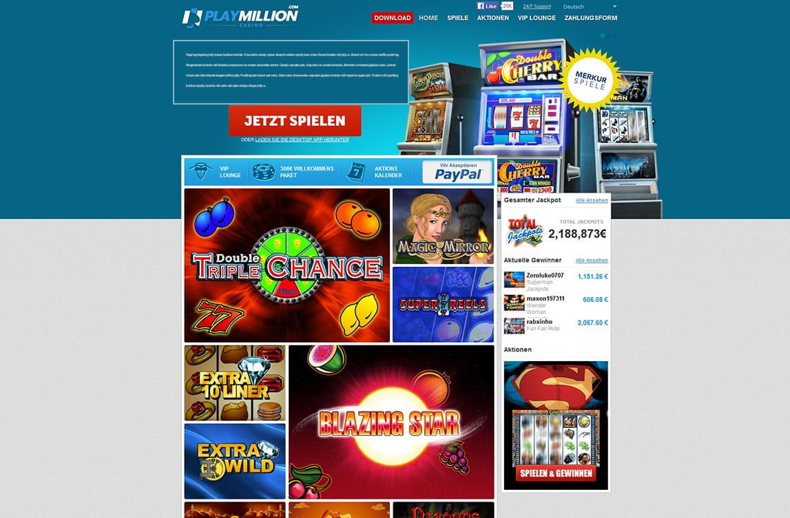 Spielautomaten Zufall Triple - 94076