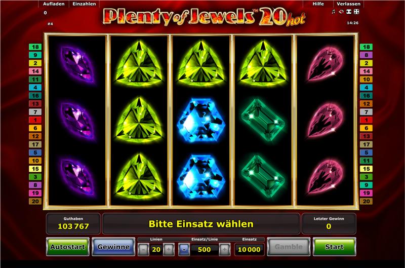 Kostenlose Automaten spielen - 40865