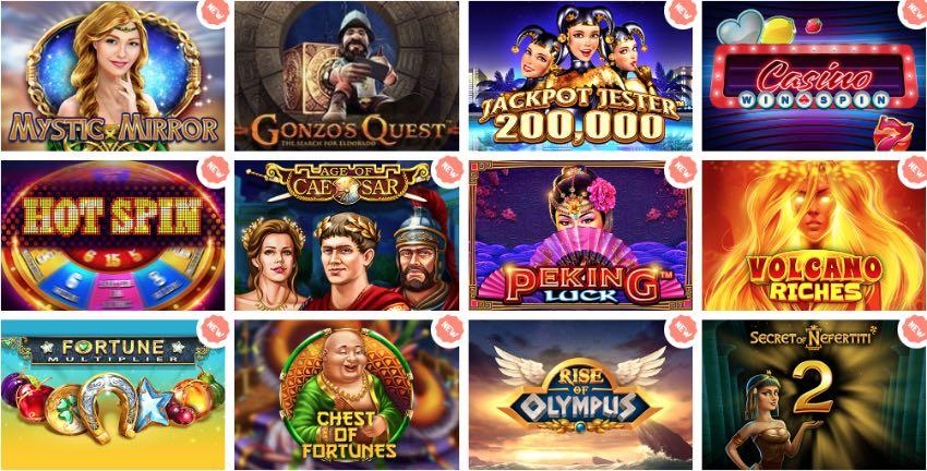 Casino mit Lastschrift Alf - 94224