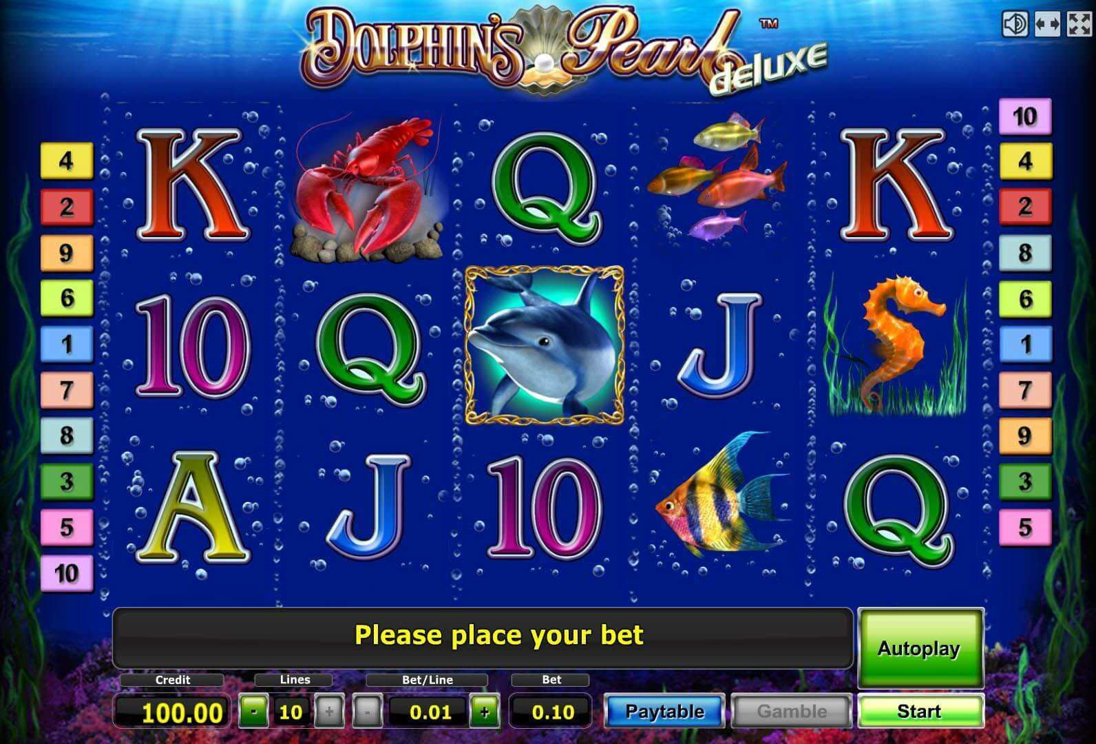 Dolphins Pearl Deluxe - 92137