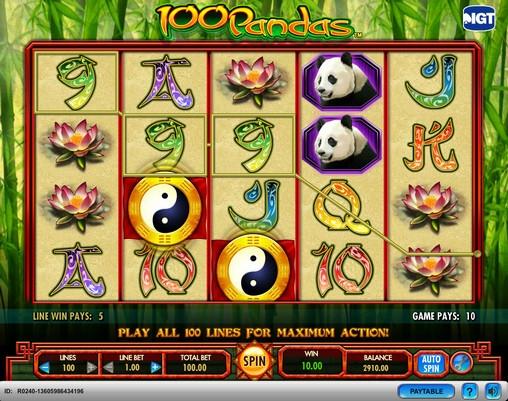 Slots Spielautomaten - 61300