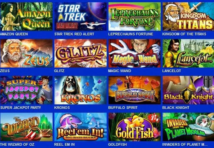 Spielautomaten kostenlos spielen - 22010