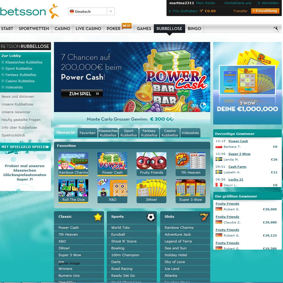 Glücksspiel Türkei Betsson Casino - 44678