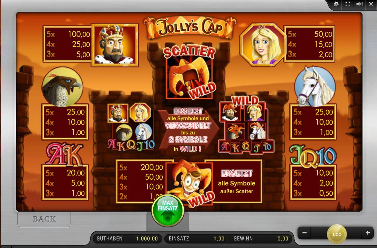 Spielautomaten online - 41241