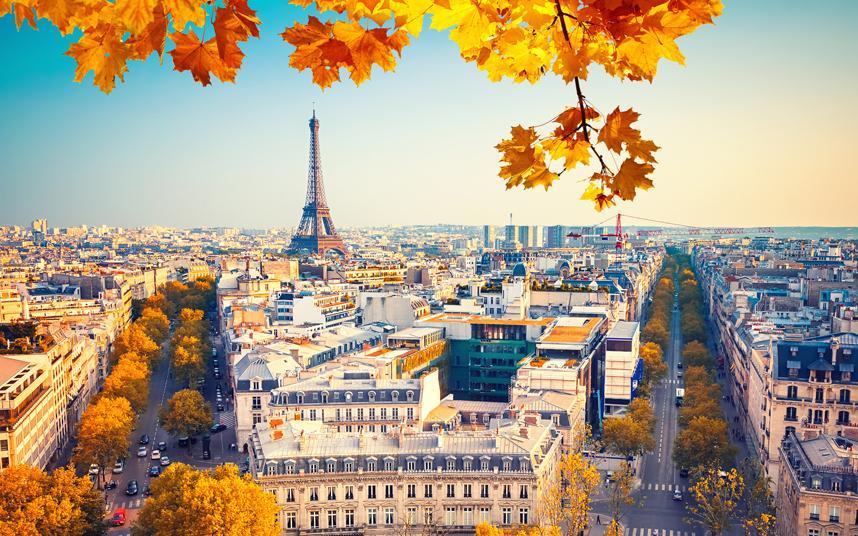 Vorteilsspiel Bonjour Paris - 46324