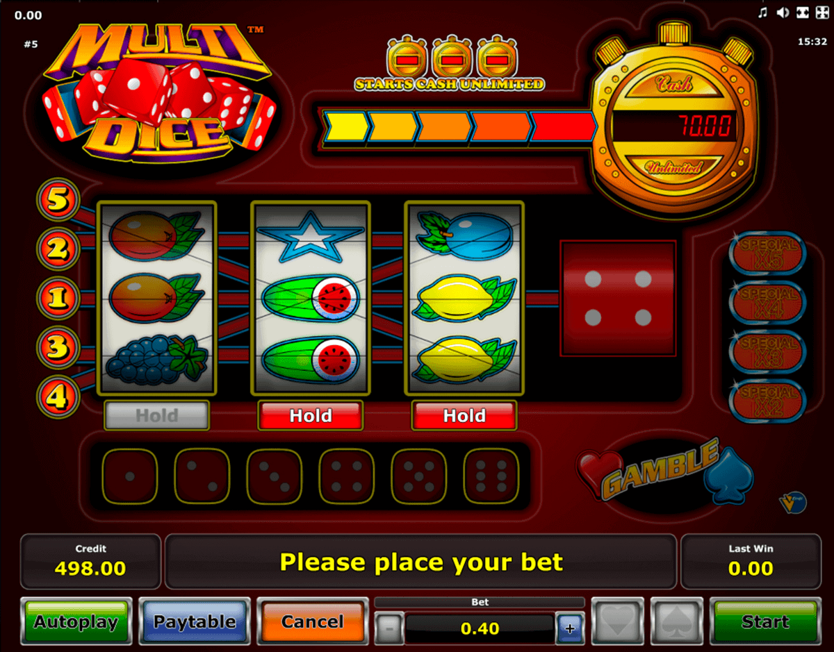 Online Casino Automat - 86663