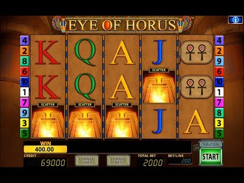 Eye of Horus - 56194