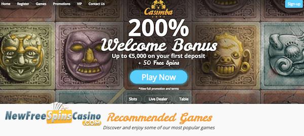 Casimba Casino Bonus Disco - 59888