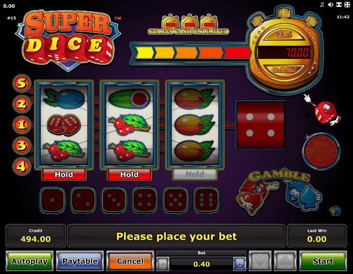 Gewinnchance Spielautomat echte - 12551