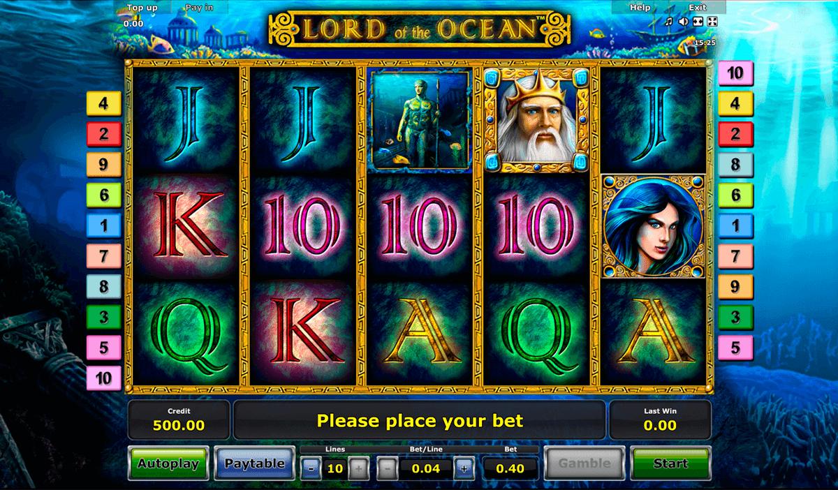 Novomatic Slots Gratis - 10201