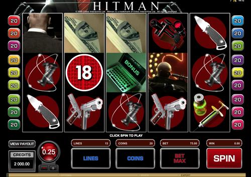 Casino auf Kreuzfahrtschiffen Hitman - 65529