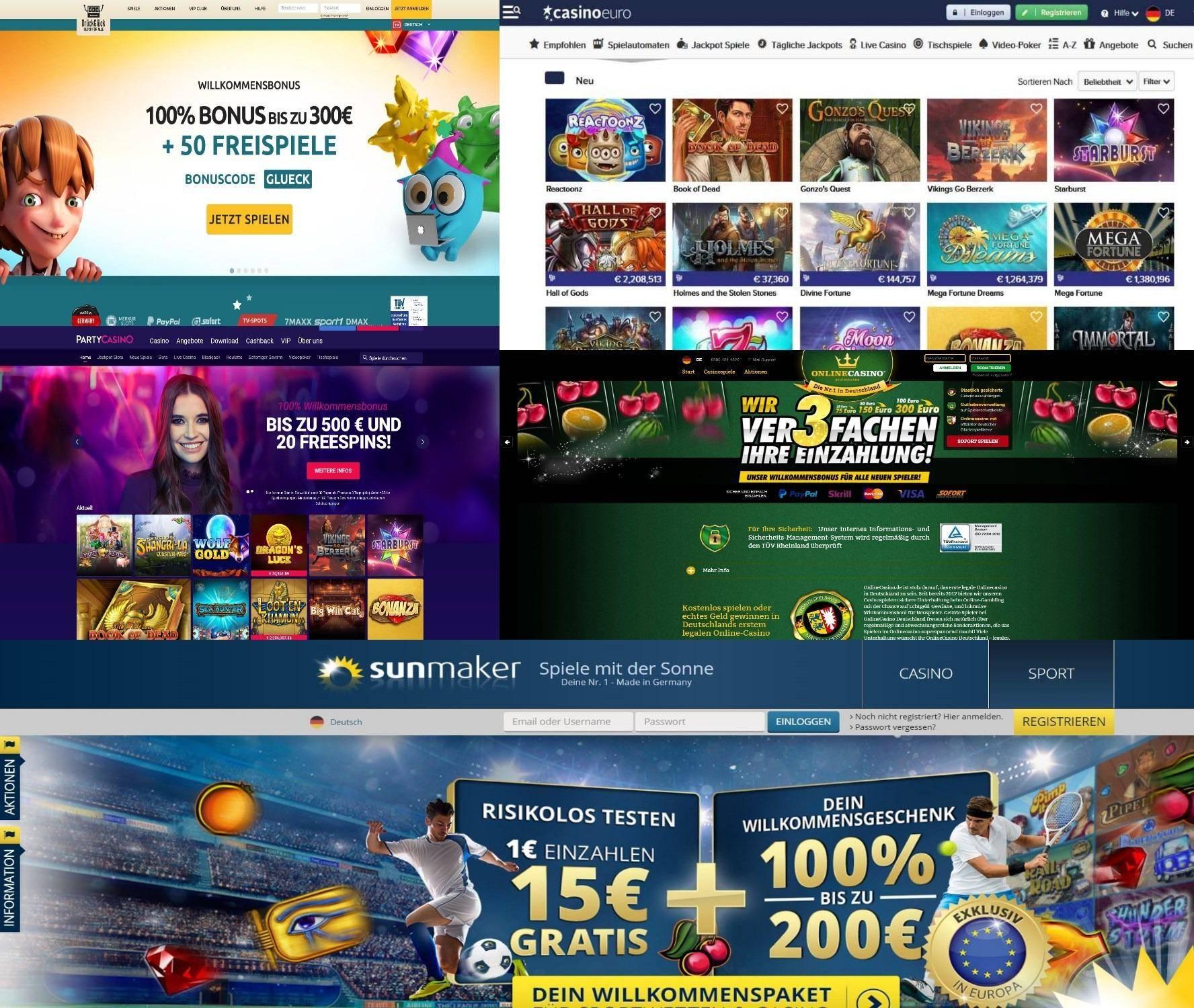 Casino Freispiele - 47094