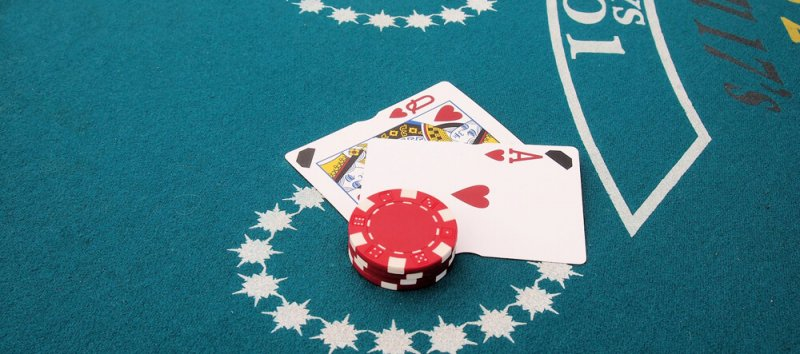 Blackjack Karten - 19399