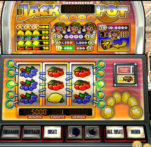 Jackpot Casino online spielen - 25132