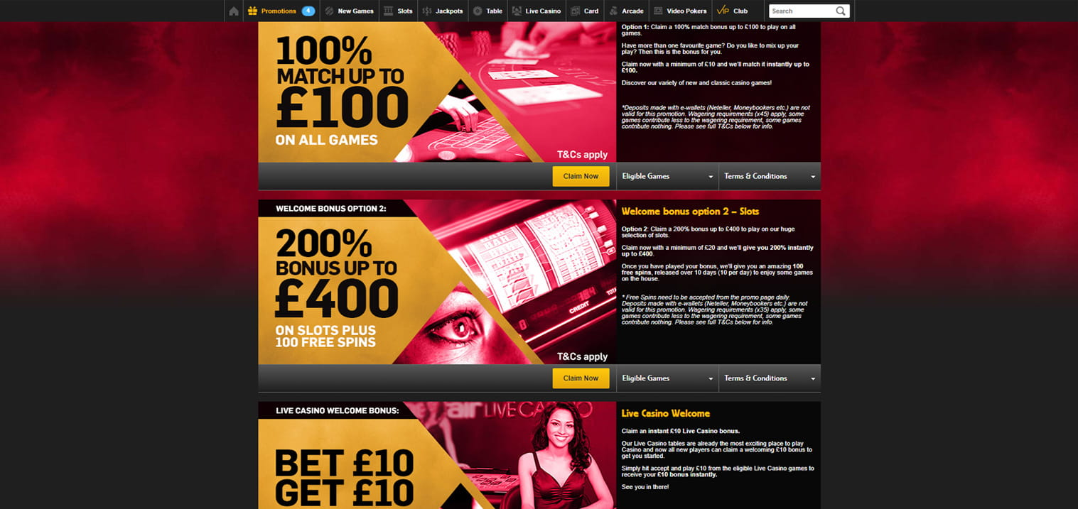Betfair Casino - 61984
