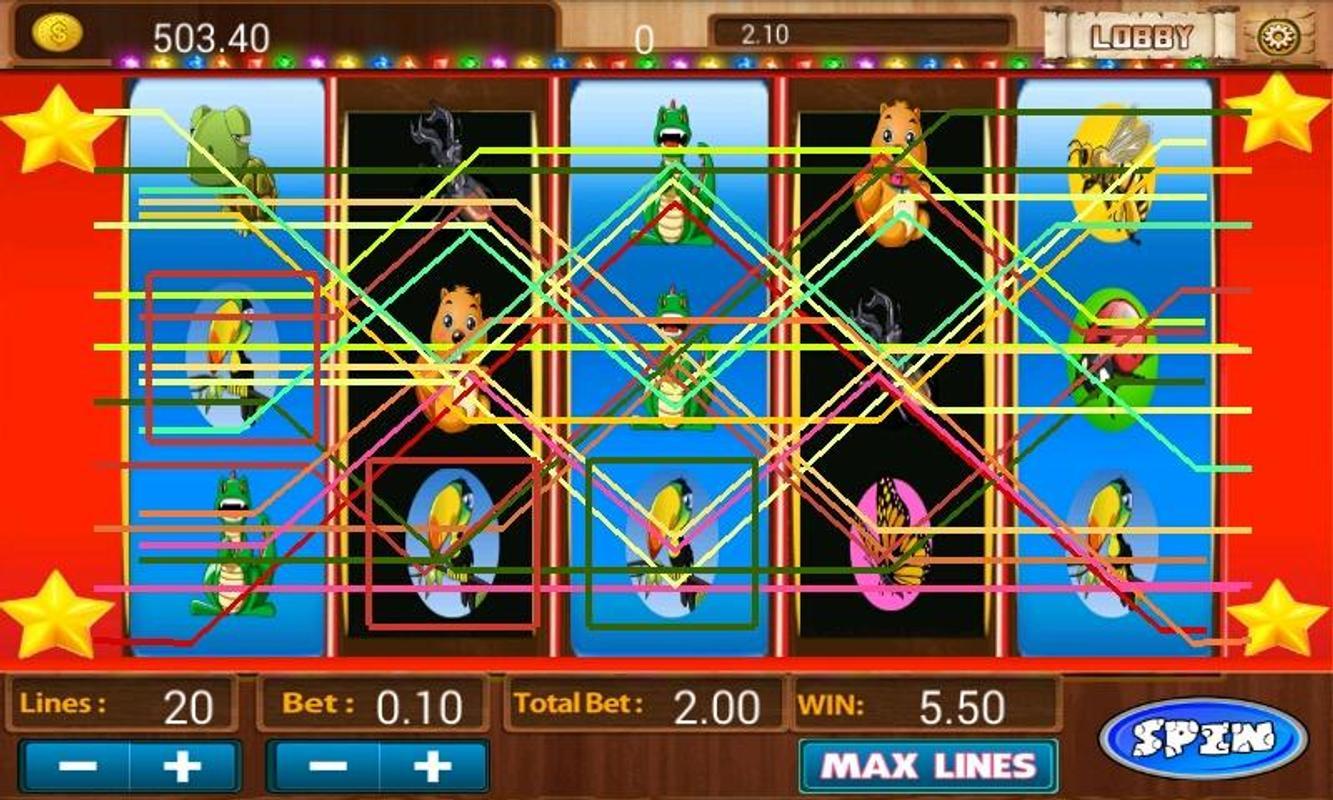 alte spiele von spielautomatem