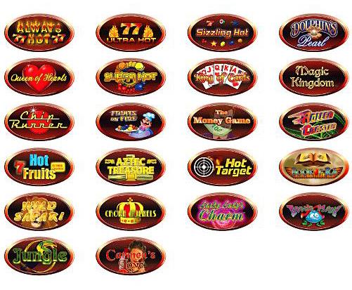 Alte Spielautomaten kostenlos spielen - 53020