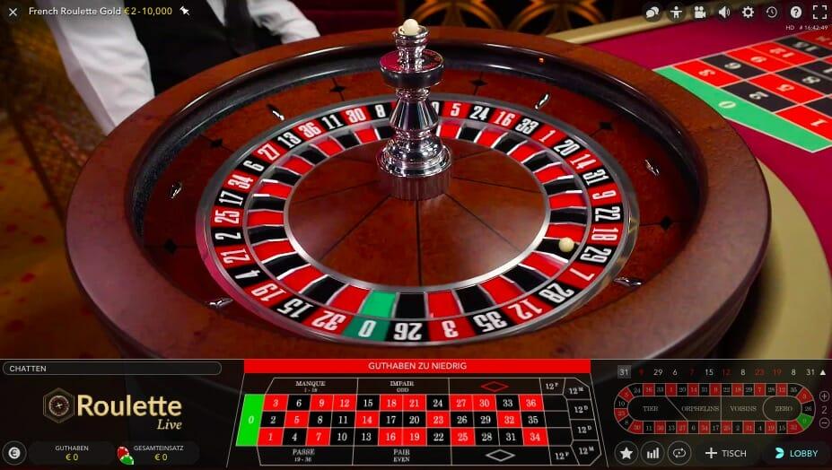 Roulett Gewinn System - 91521